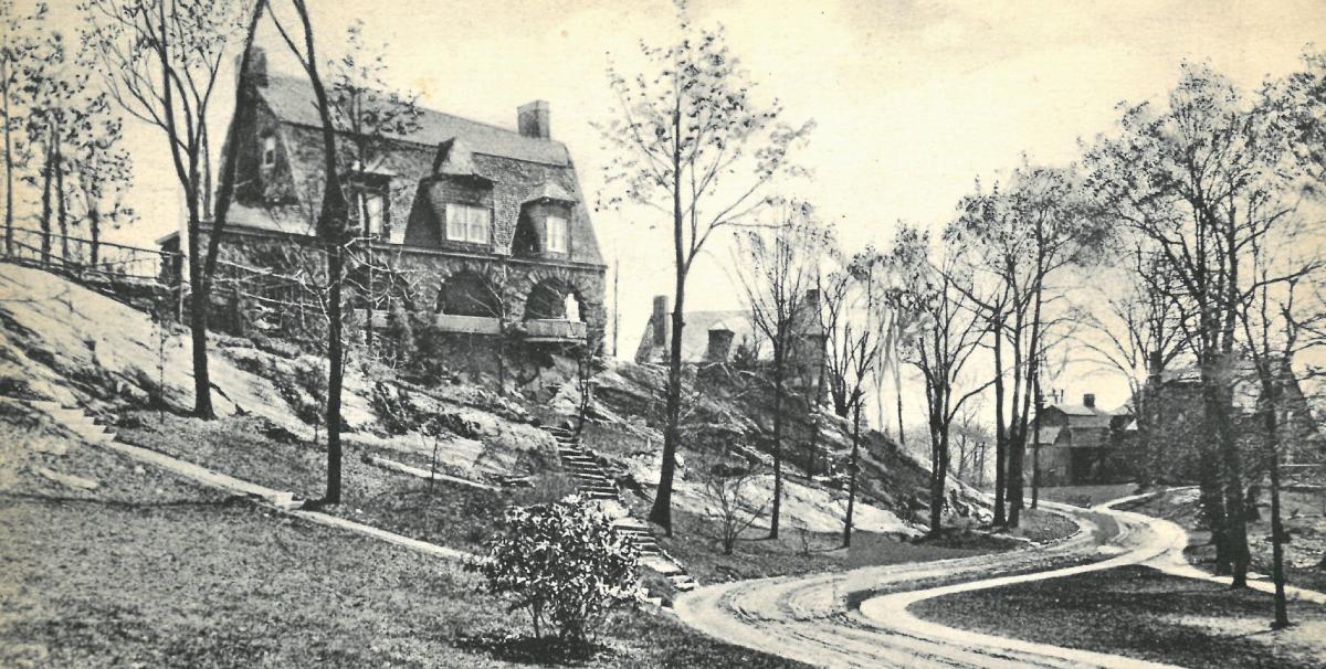 Historic Lawrence Park, Bronxville