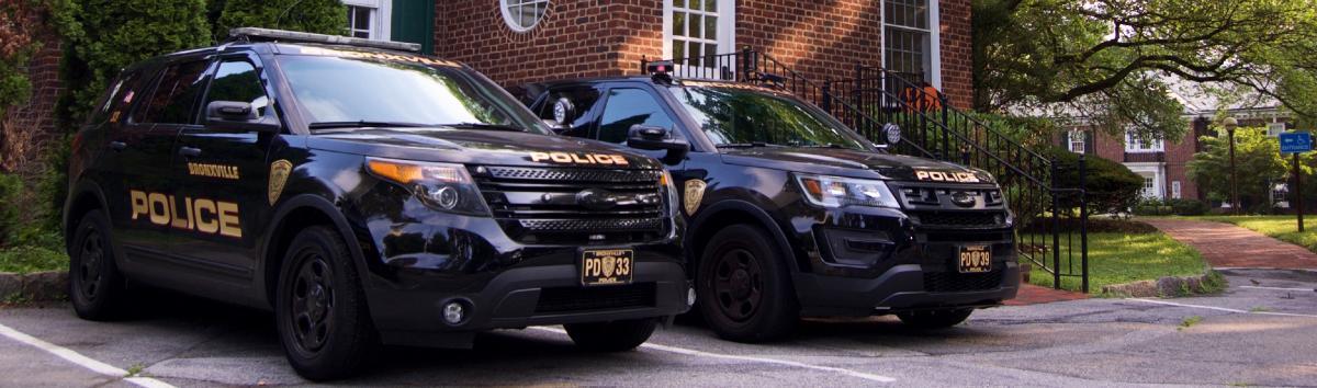 Bronxville Police Department