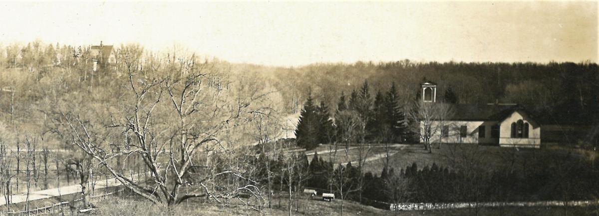 Pondfield Road, Bronxville, 19th Century