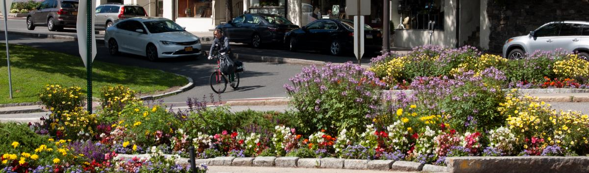 Springtime in the Village of Bronxville
