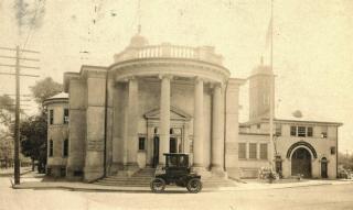 1906 Village Hall